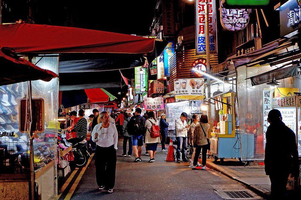 艋舺夜市商圈圖片2