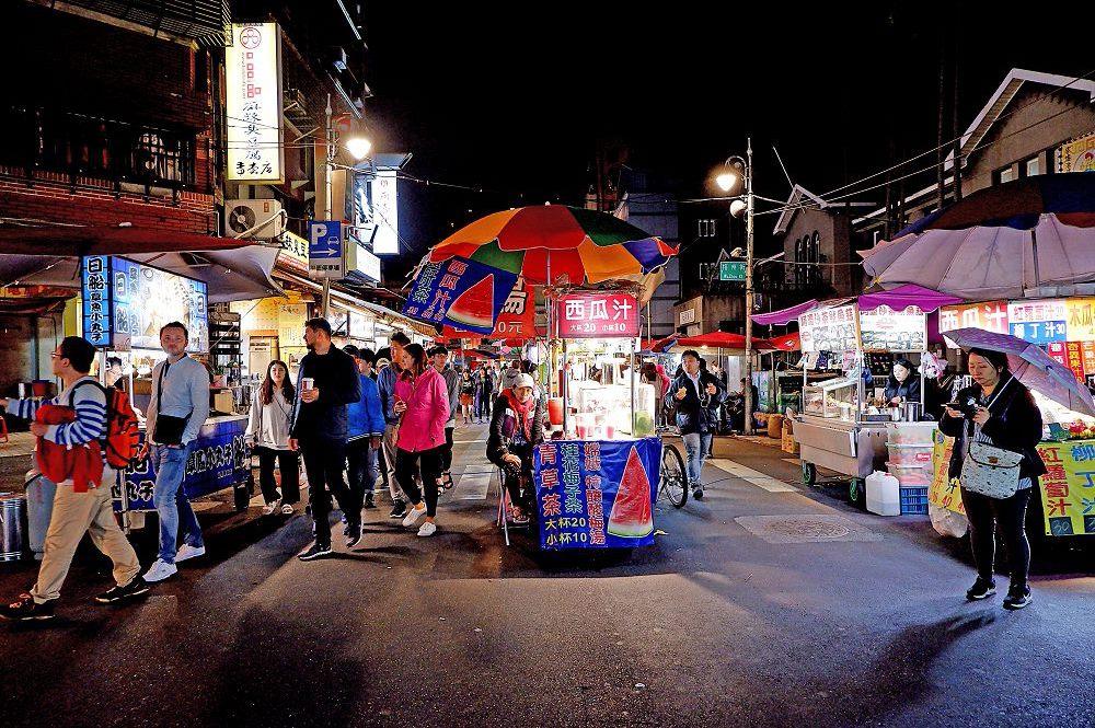 艋舺夜市商圈圖片8