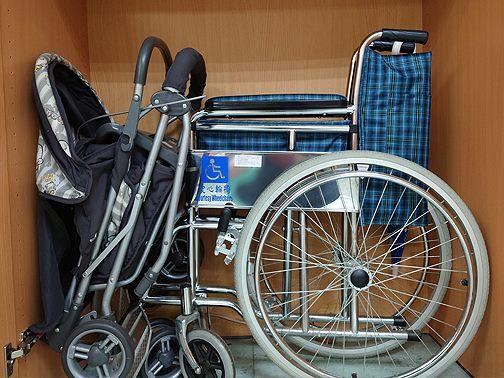 4樓兒童推車和輪椅