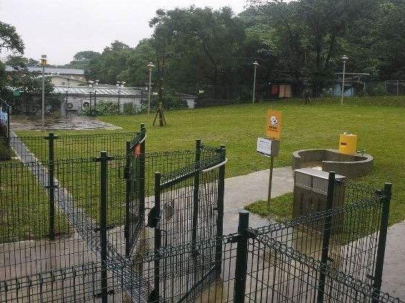 潭美毛寶貝快樂公園圍柵