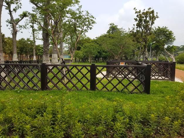 至善公園(福林)狗狗活動區圍柵