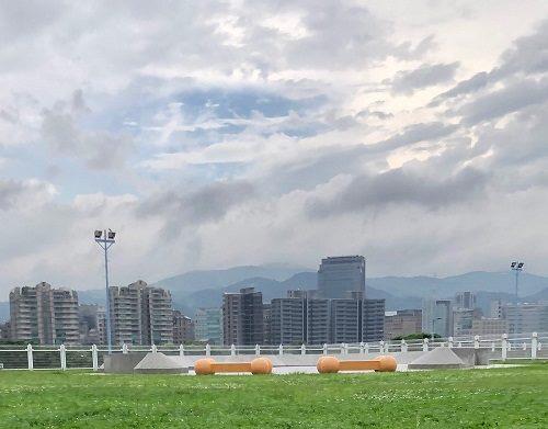迎風狗運動公園景觀