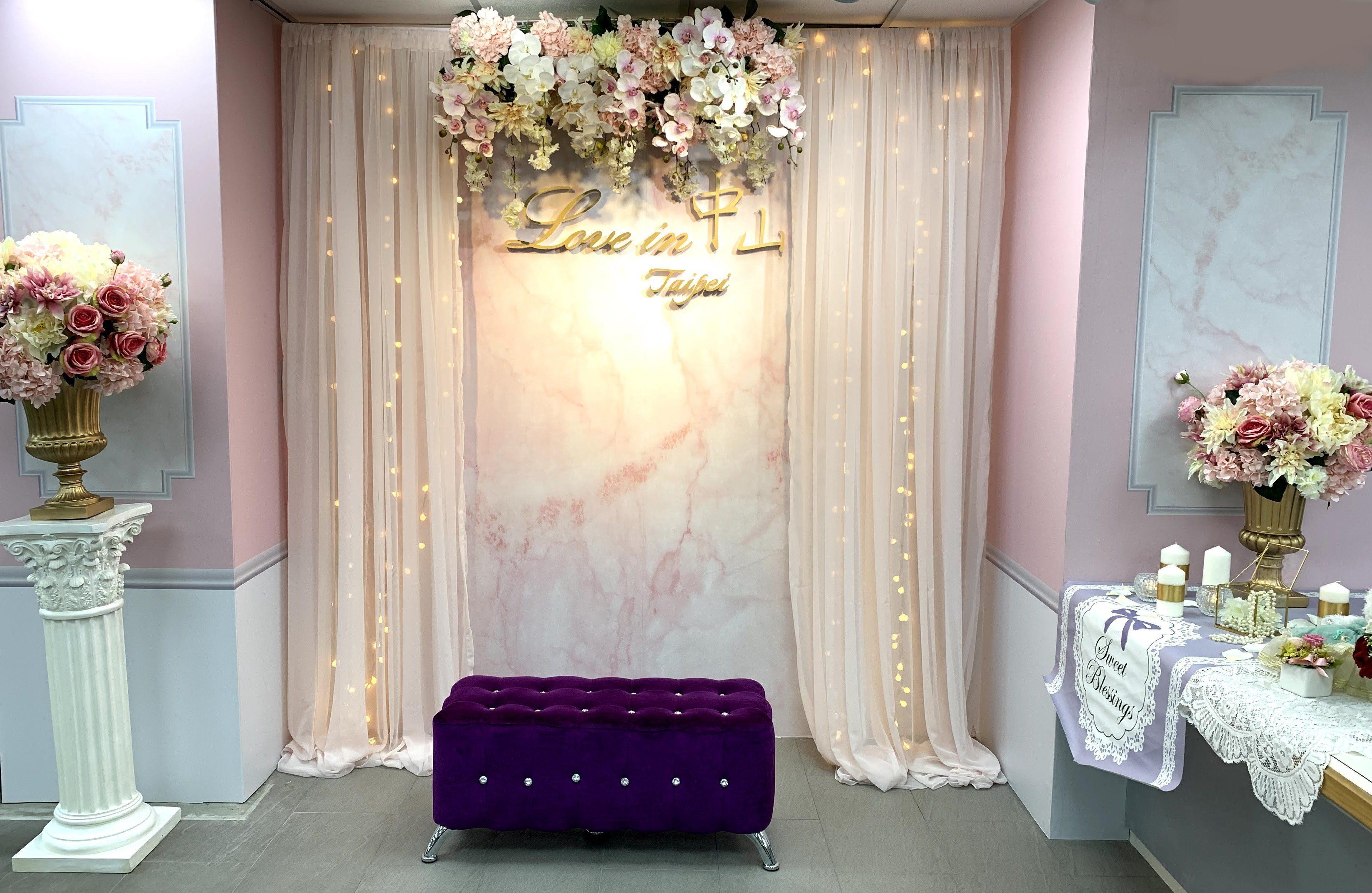 北市中山戶所結婚拍照專區第1張照片設計理念如上述,另開新視窗