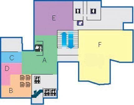 2樓平面圖(2fmap)