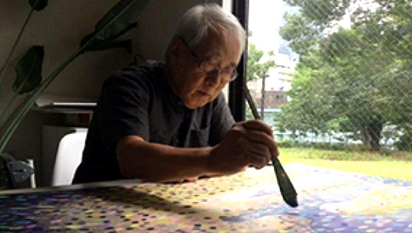 「萬物共生」原田鎮郎首次在臺個展,支持動物認養活動