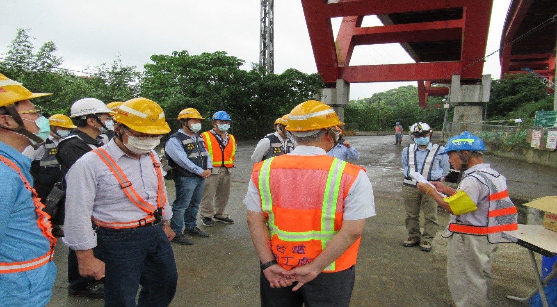 北市勞動局長陳信瑜表示,營造業高風險,極易發生重大職業災害,勞動檢查處主動檢查並積極輔導,朝向「零災害」方向邁進。