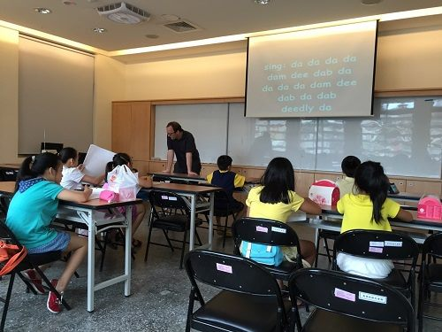 英文歌謠課程練習
