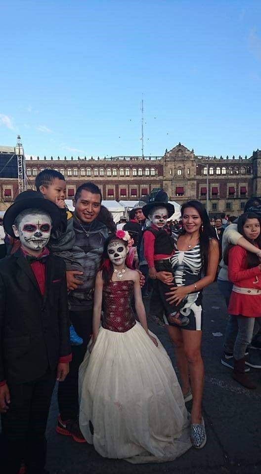 新移民心かんさつ メキシコ新年