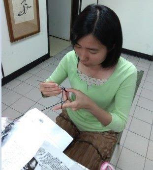Learning crochet 2
