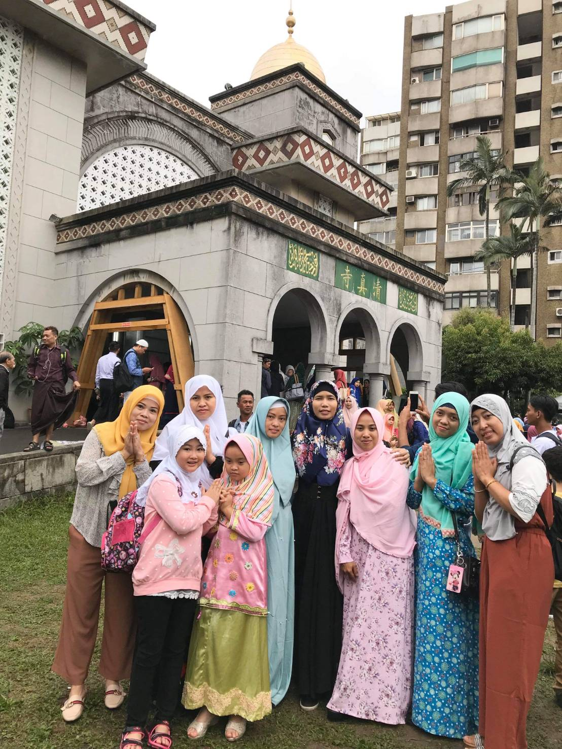 Ngày lễ Eid al-Fitr của Inđônêxia Tác giả: Anny Ting