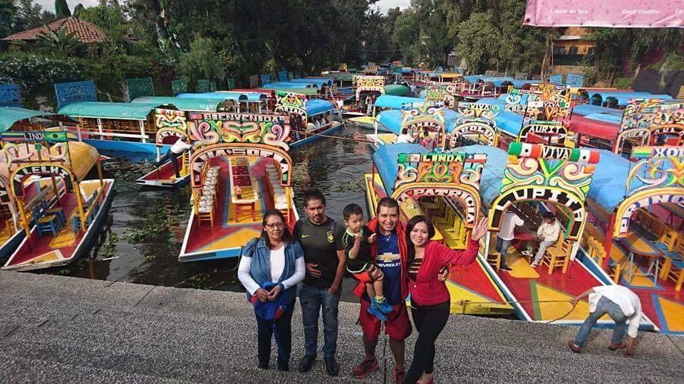 บันทึกผู้ย้ายถิ่นฐานใหม่  วันปีใหม่เม็กซิโก