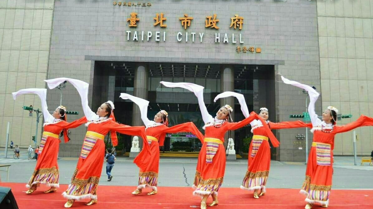 Taiwan New Power Dancer Team