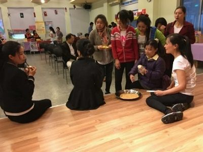 介紹客家麻糬傳統切法