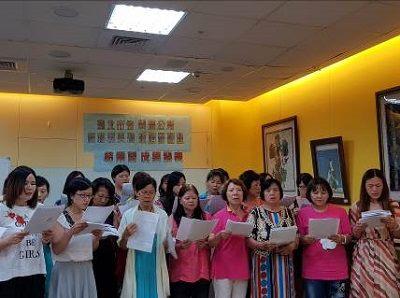 Singing diverse songs