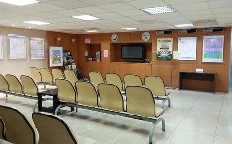泌尿科候診區