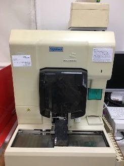 林森檢驗科儀器