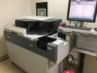 林森檢驗科儀器1