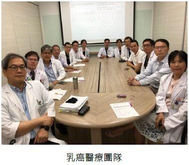 乳癌醫療團隊