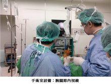 手術室設備(腕關節內視鏡)