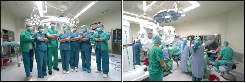 達文西機器手臂微創手術