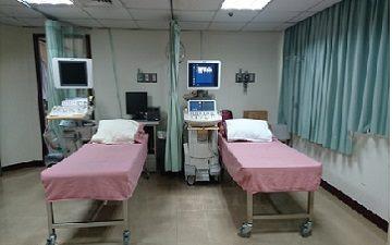 心臟超音波室