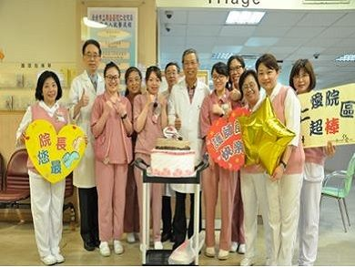 107年度護師節慶祝活動