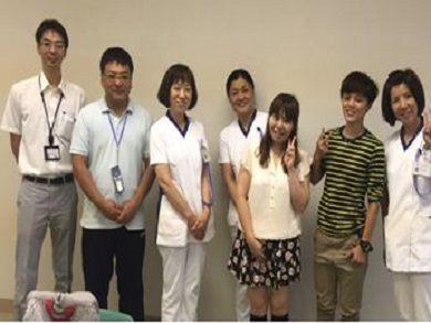 106年度護理臨床教師赴日本大阪市立醫院學術交流