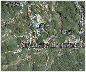 臺北市文山區指南路三段38巷28號