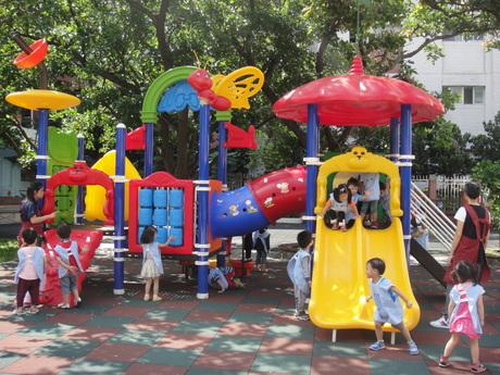 幼兒園環境