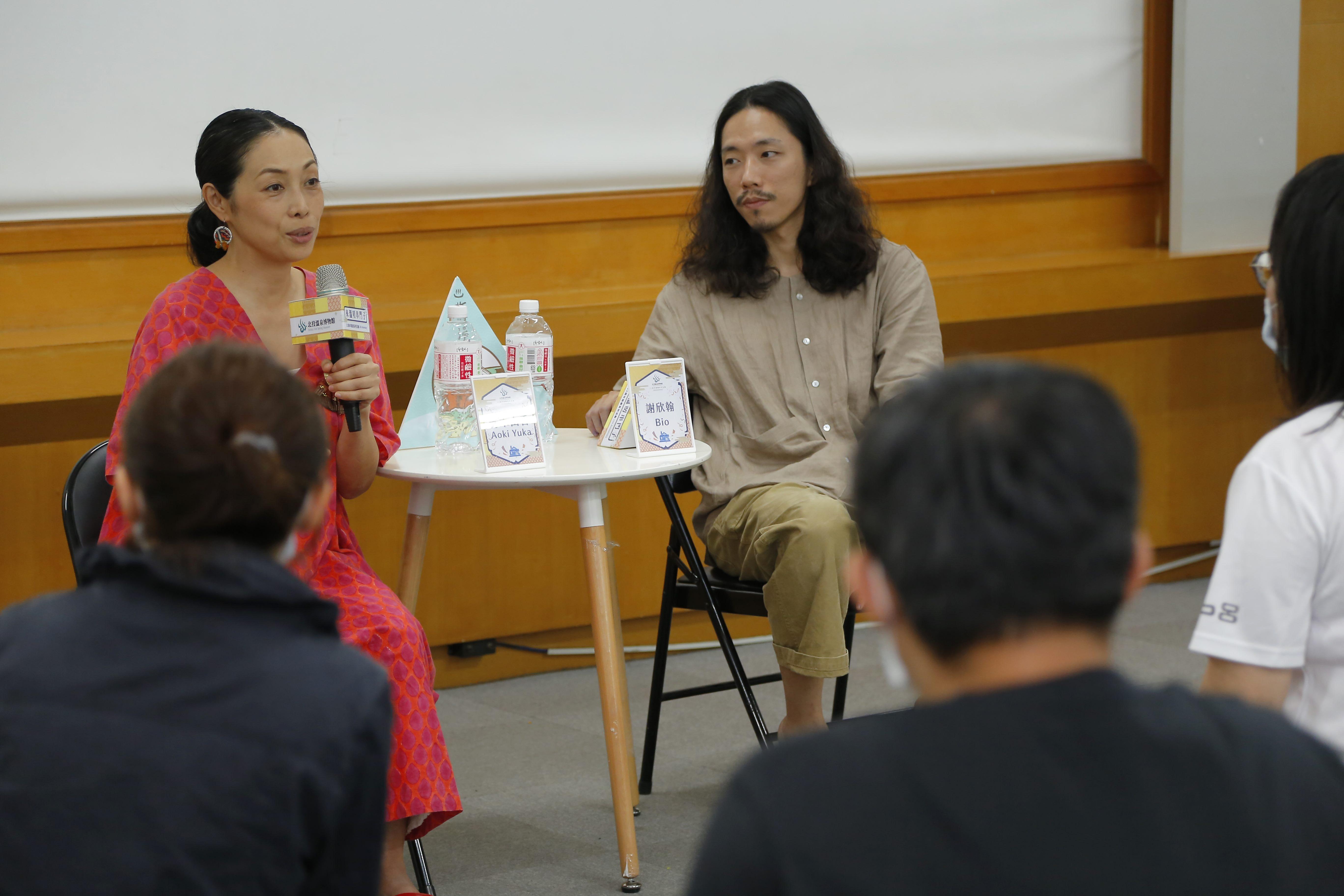 台日文化講座