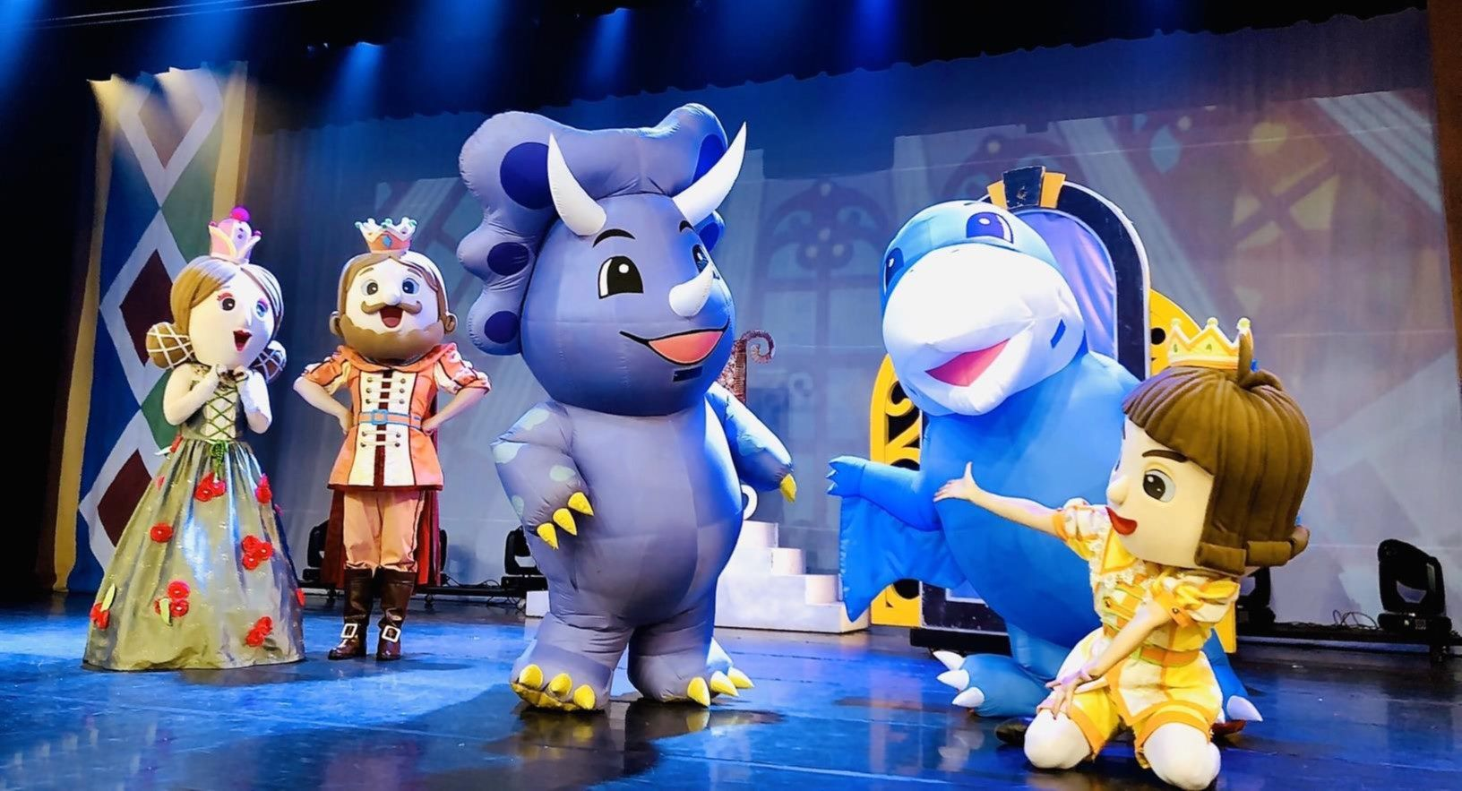 小恐龍劇場2-麥走!玩具小偷