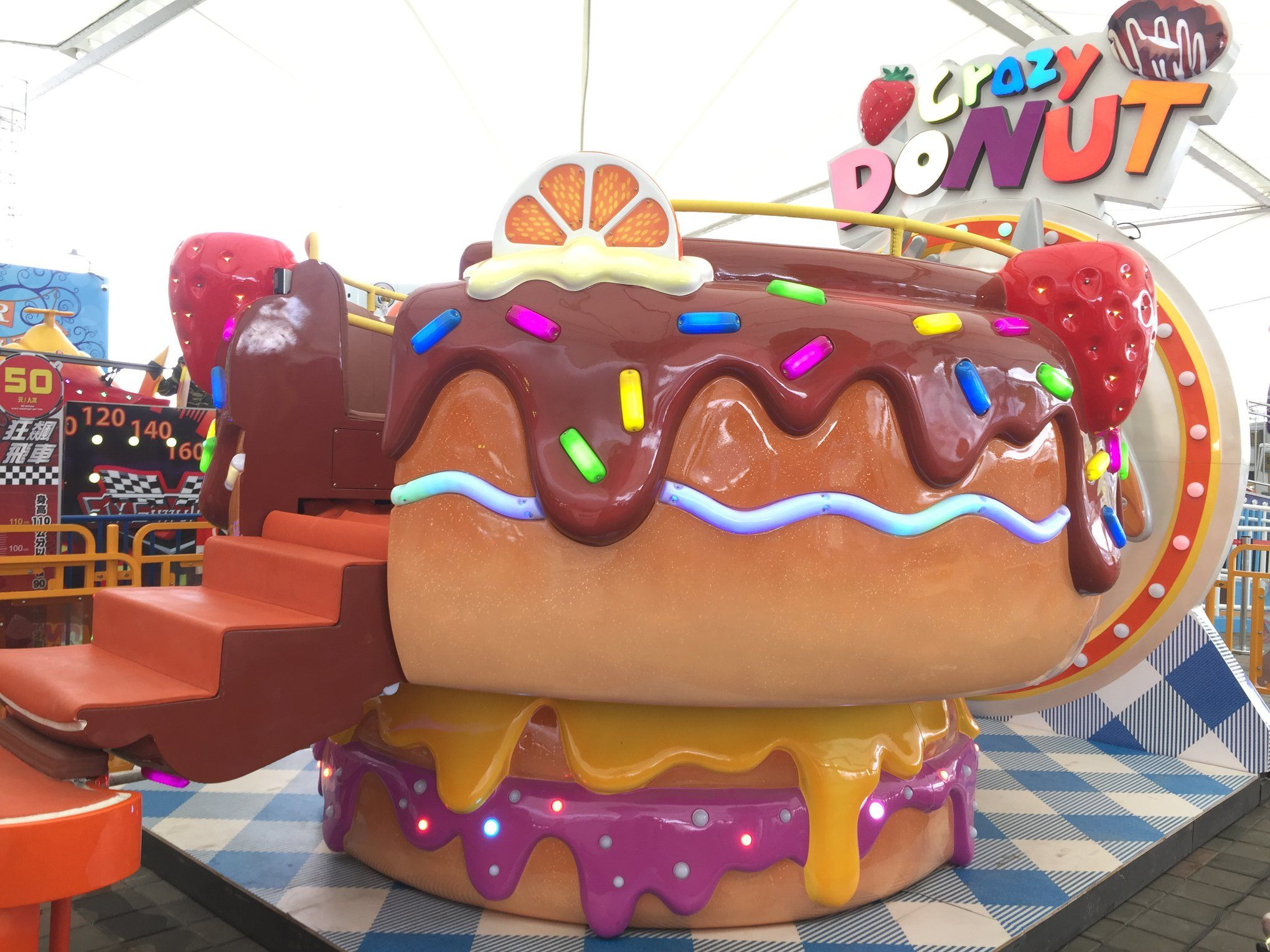 《瘋狂甜甜圈》