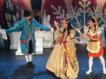 「皇后的新衣」表演場景