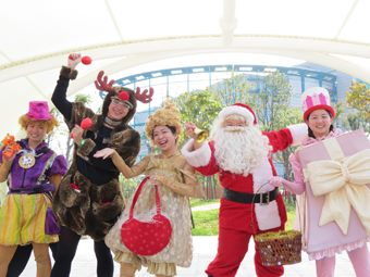 "Forth quarter: "" Happy Elves Dance """