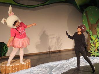 """Little Tadpole Looks for Mom"" - Scenes 1"