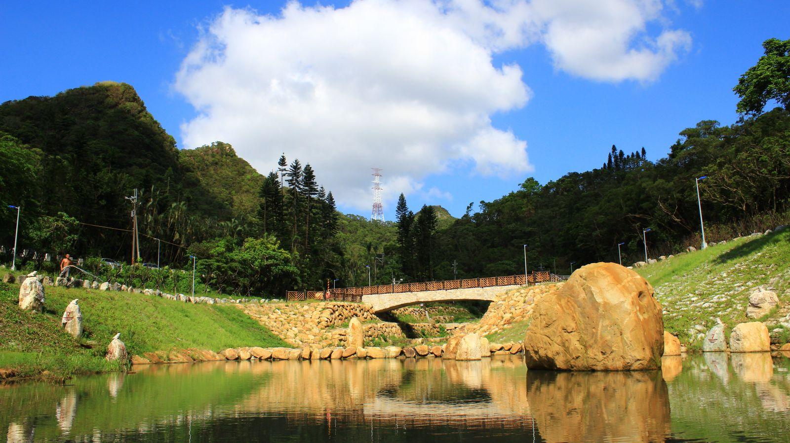 Jinrui Flood Management Park