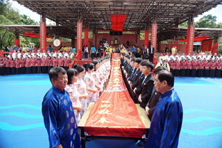 Celebrating 30 Years of Hakka Yimin Festival in Taipei