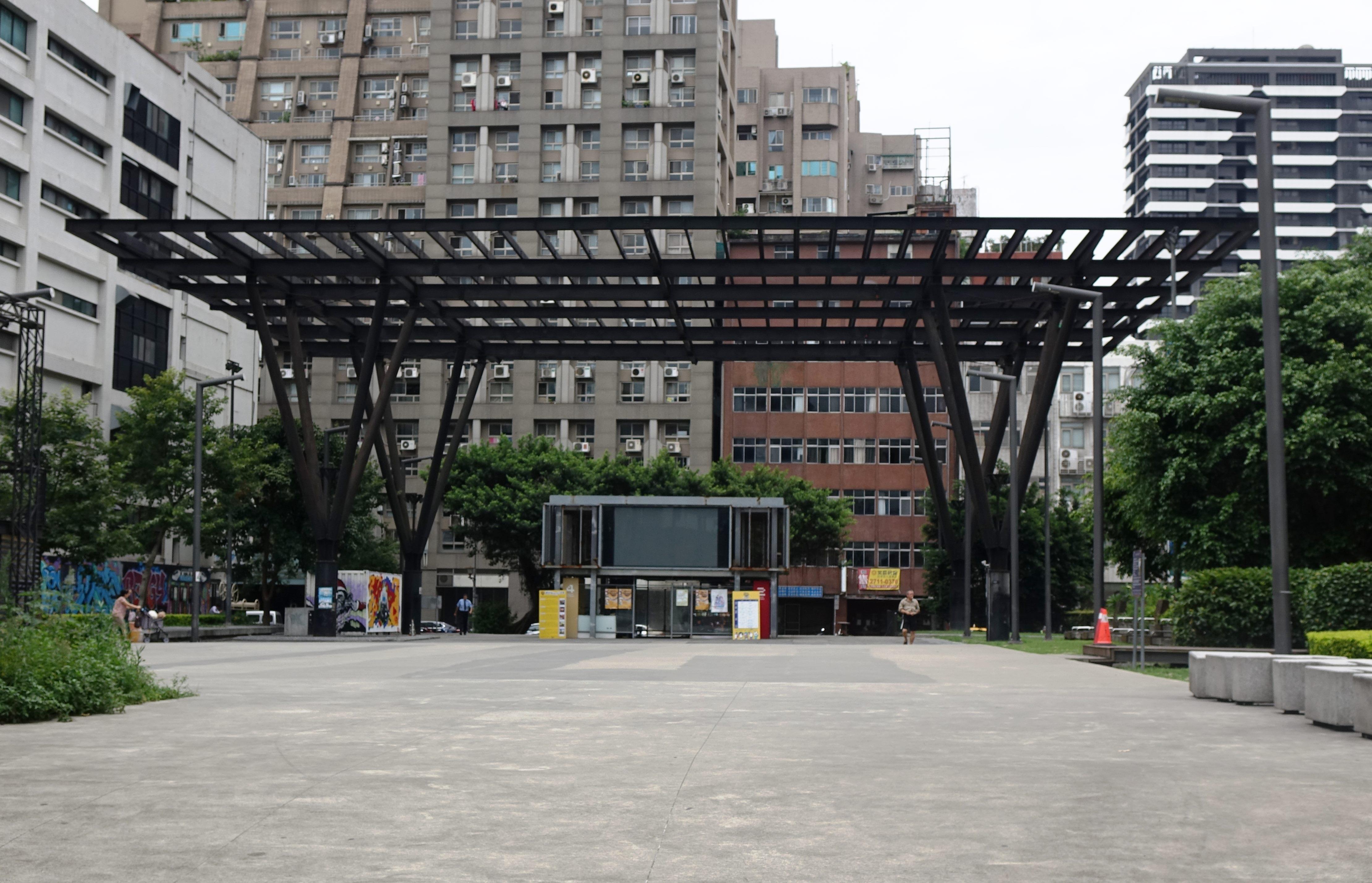臺北市電影主題公園外觀