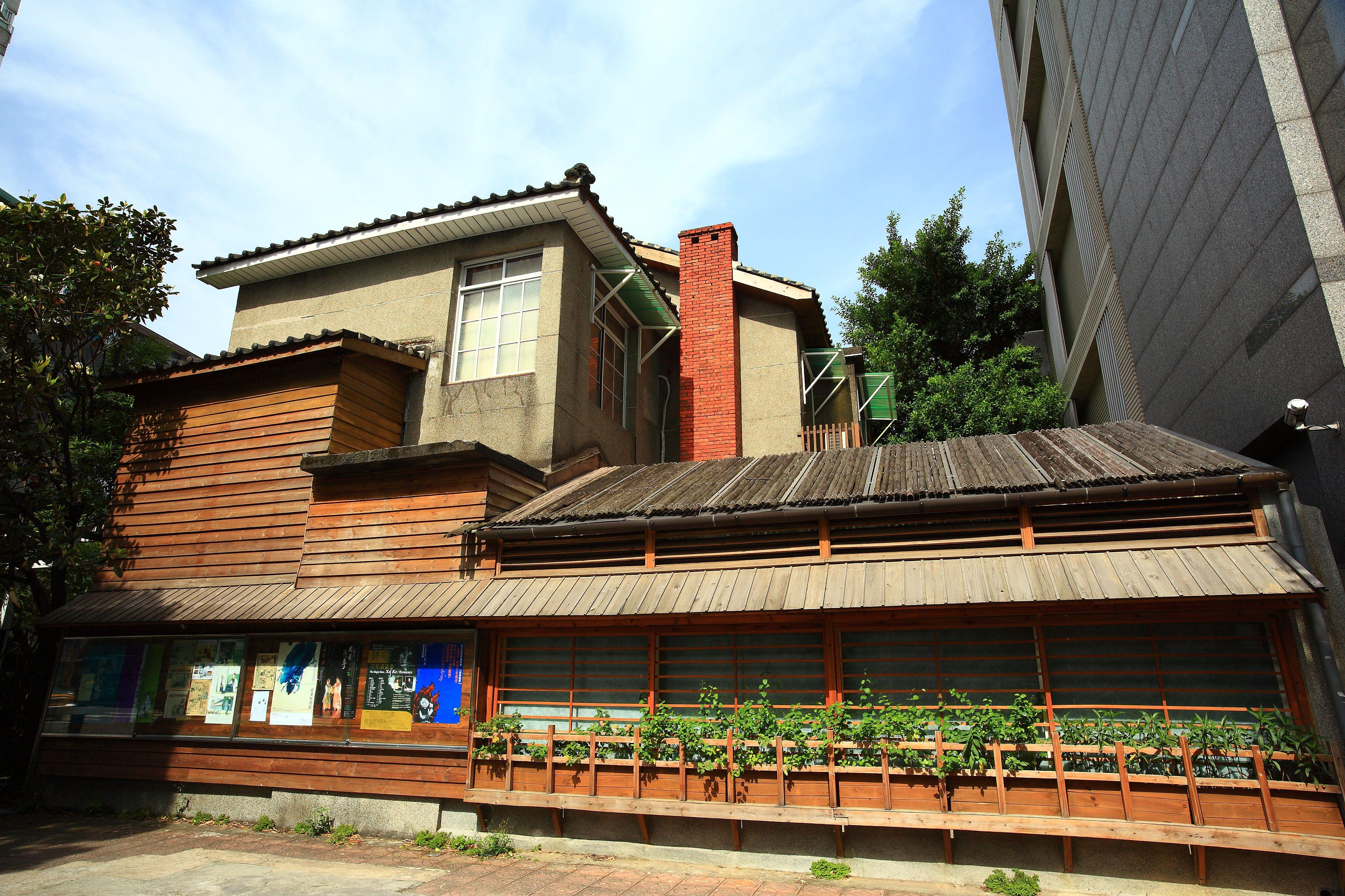 紫藤廬茶館