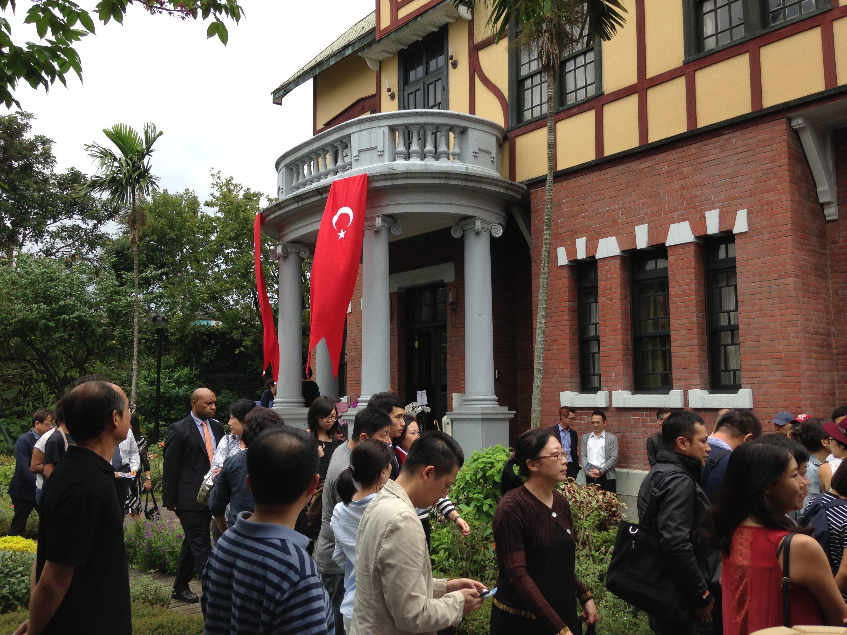 圖:土耳其手作之美展活動照片