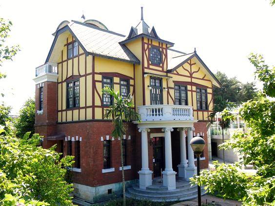 圖:台北故事館外觀