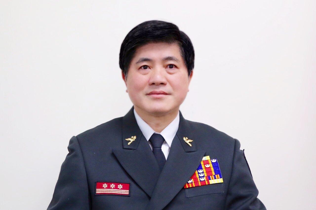 現任局長 吳俊鴻