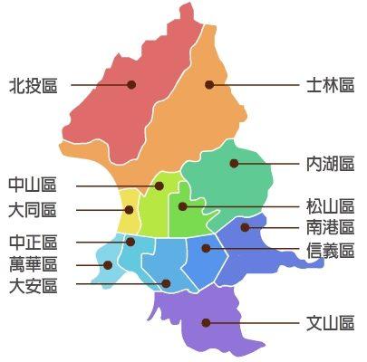 早療資源地圖