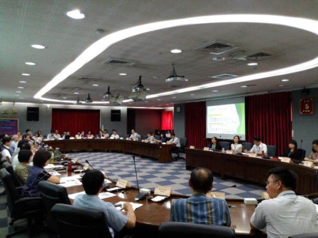 臺北市健康城市跨局處會議(共4次)
