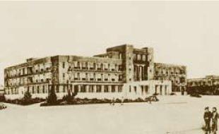 日據時期臺北市役所(今行政院)