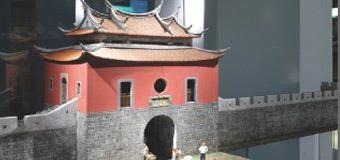 臺北城模型