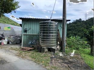 慶舜有機農場施工前