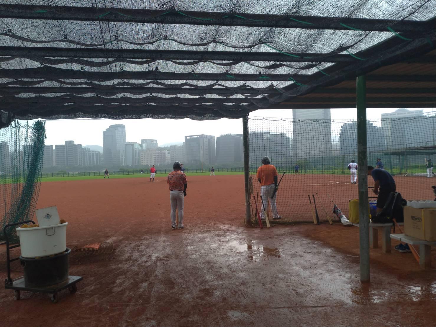 河濱公園球場