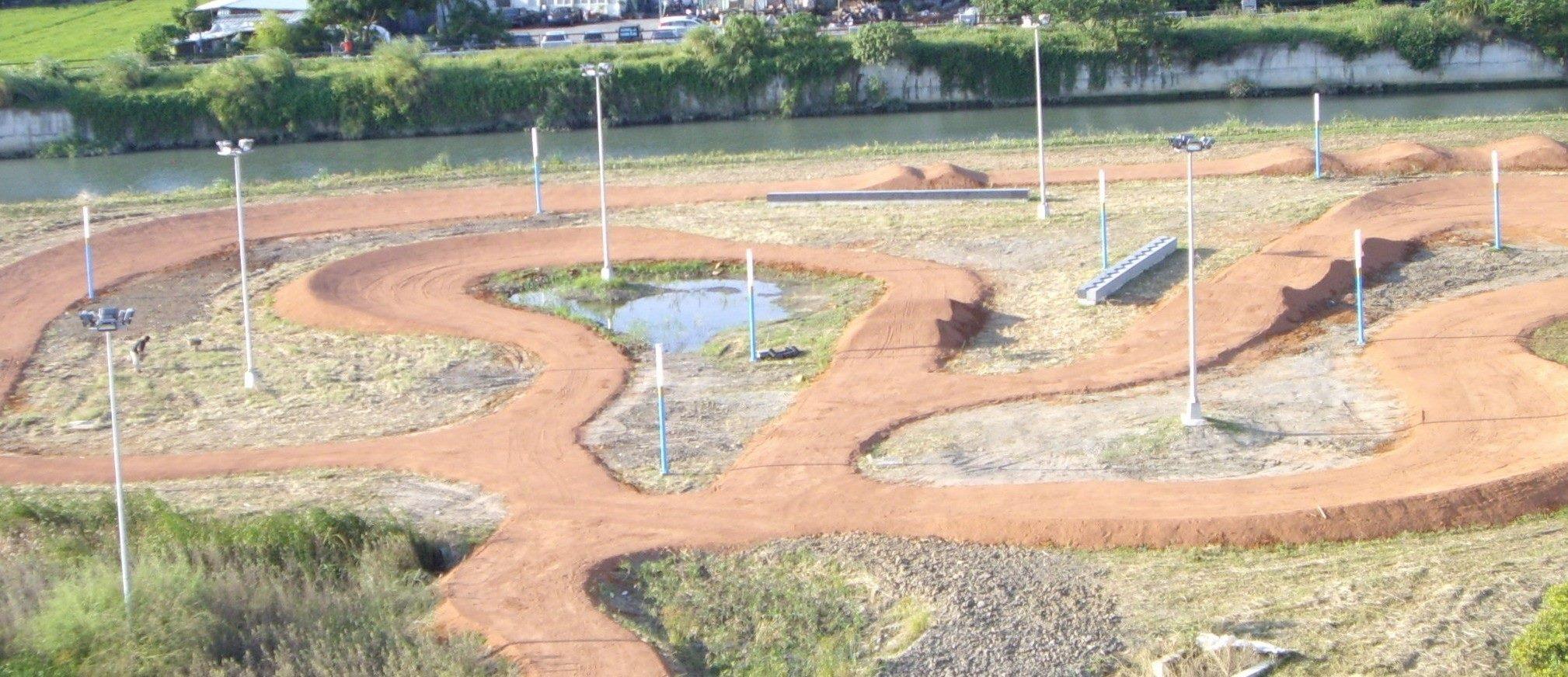 自行車越野練習場