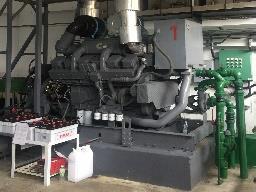 柴油引擎抽水機現況